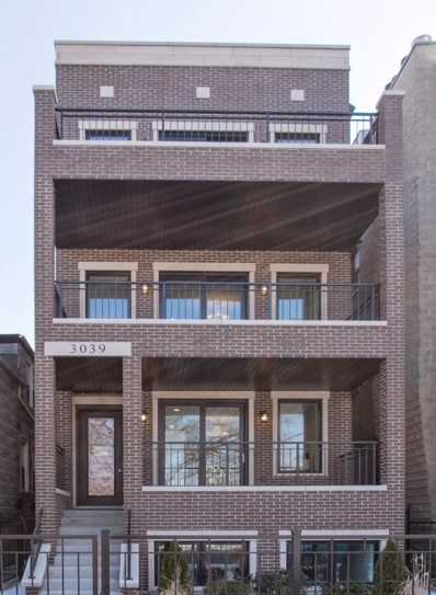 3039 N Damen Avenue UNIT 1, Chicago, IL 60618 - #: 10612329