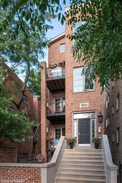 1643 N DAYTON Street UNIT 3, Chicago, IL 60614 - #: 10612556