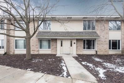 1745 Robin Walk UNIT B, Hoffman Estates, IL 60169 - #: 10612592