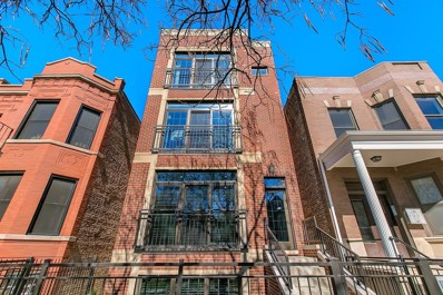 2014 W Addison Street UNIT 1, Chicago, IL 60618 - #: 10612650