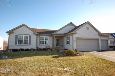 12413 Foxtail Lane, Huntley, IL 60142 - #: 10612841