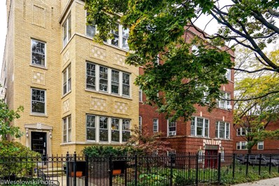 4507 N Campbell Avenue UNIT 3, Chicago, IL 60625 - #: 10612894