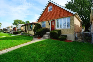 4707 N ODELL Avenue, Harwood Heights, IL 60706 - #: 10612914