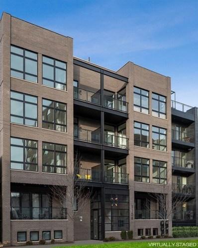 1156 W Ohio Street UNIT 4W, Chicago, IL 60642 - #: 10612946