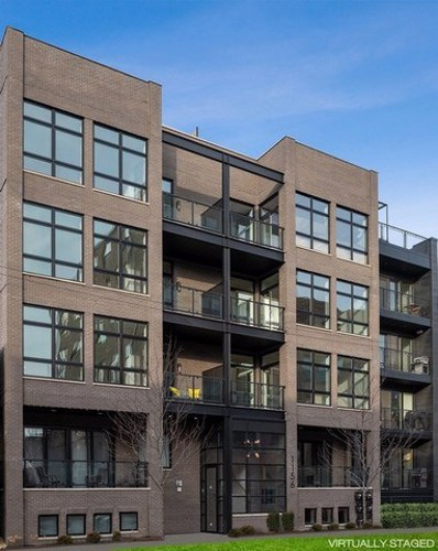 1156 W Ohio Street UNIT 4W, Chicago, IL 60642 - #: 10612946