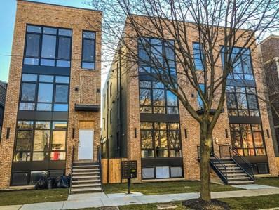 2719 W Haddon Avenue UNIT 2, Chicago, IL 60622 - #: 10612956