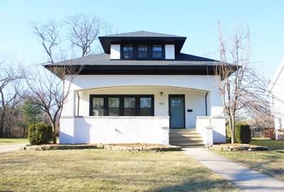 852 Burns Avenue, Flossmoor, IL 60422 - #: 10613241