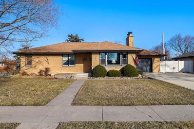 4444 W 116th Place, Alsip, IL 60803 - #: 10613531