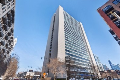 500 W Superior Street UNIT 709, Chicago, IL 60654 - MLS#: 10613585