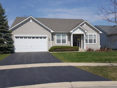 717 Bohannon Circle, Oswego, IL 60543 - #: 10613715