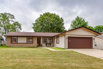 1373 E CUMBERLAND Circle, Elk Grove Village, IL 60007 - #: 10614024