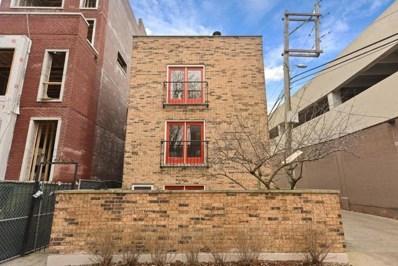 832 W BARRY Avenue UNIT 1, Chicago, IL 60657 - #: 10614041