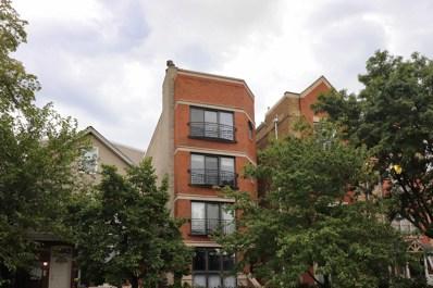 3217 N WILTON Avenue UNIT 4, Chicago, IL 60657 - #: 10614251