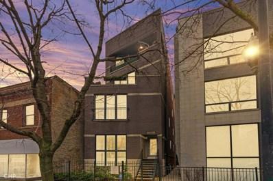2241 W ROSCOE Street UNIT 2, Chicago, IL 60618 - #: 10614405