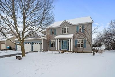 1443 Foxmoor Lane, Elgin, IL 60123 - #: 10614493