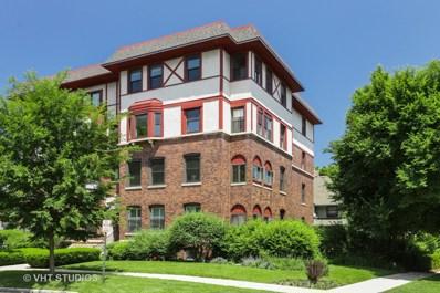 1003 Hinman Avenue UNIT 3S, Evanston, IL 60202 - #: 10614540