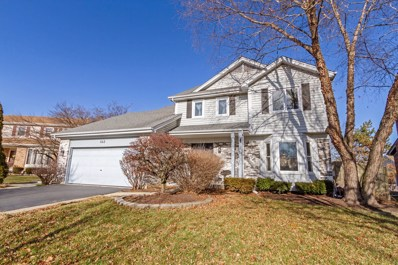 663 Matthew Lane, Carol Stream, IL 60188 - #: 10614660