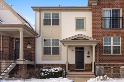 2475 WATERBURY Lane, Buffalo Grove, IL 60089 - #: 10615177