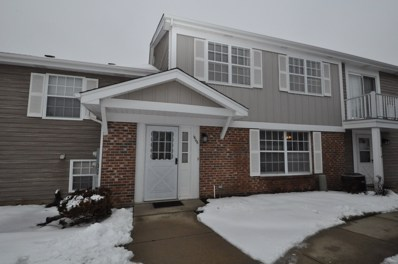 1646 Timber Trail UNIT 6-C, Wheaton, IL 60189 - #: 10615214