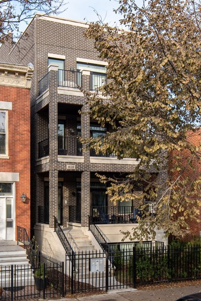 818 W Wrightwood Avenue UNIT 1, Chicago, IL 60614 - #: 10615270