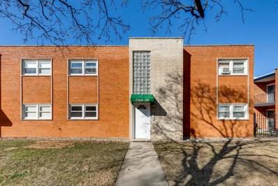 6136 W Rosedale Avenue UNIT 1A, Chicago, IL 60646 - #: 10615275