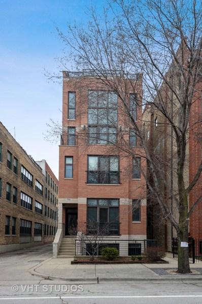 1744 W BELMONT Avenue UNIT 1, Chicago, IL 60657 - #: 10615443