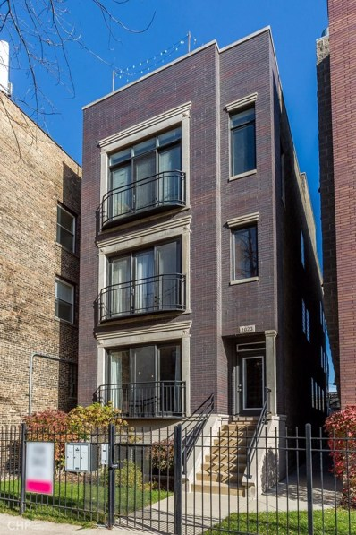 2023 N Mozart Street UNIT 1, Chicago, IL 60647 - #: 10615444