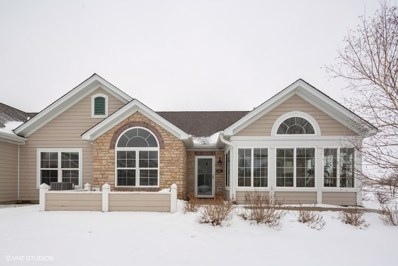621 Handel Lane UNIT 34-B, Woodstock, IL 60098 - #: 10615489