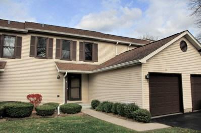 214 Villa Circle Drive UNIT 19, Palatine, IL 60067 - #: 10615545