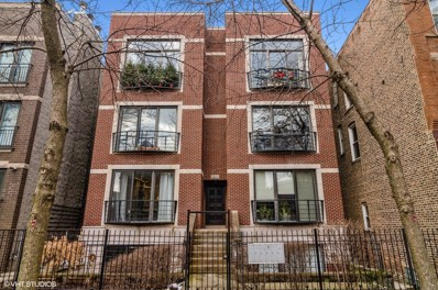 2436 W CORTEZ Street UNIT 1W, Chicago, IL 60622 - #: 10615958
