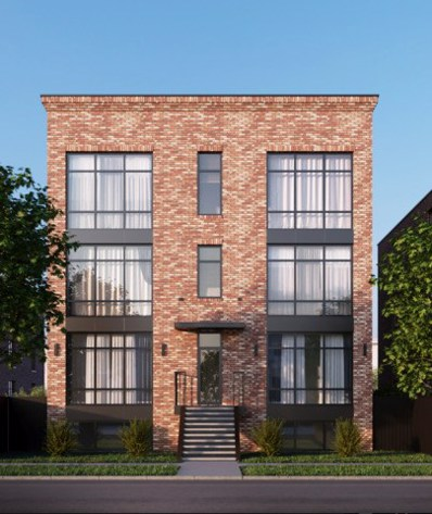 2719 W Haddon Avenue UNIT 1, Chicago, IL 60622 - #: 10615959