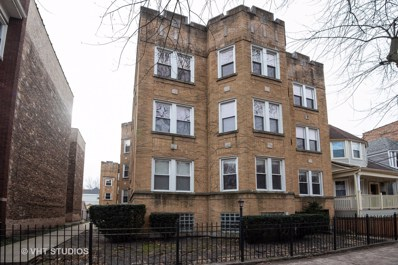 1527 W Rosemont Avenue UNIT 3, Chicago, IL 60660 - #: 10616009