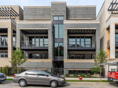 1340 W WALTON Street UNIT 1E, Chicago, IL 60642 - #: 10616222