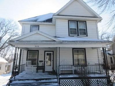 303 E 3rd Street, Prophetstown, IL 61277 - #: 10616329