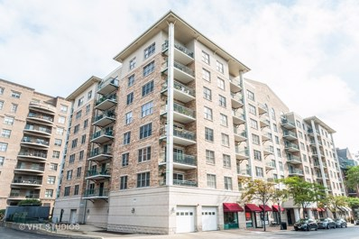 200 W Campbell Street UNIT 609, Arlington Heights, IL 60005 - #: 10616416