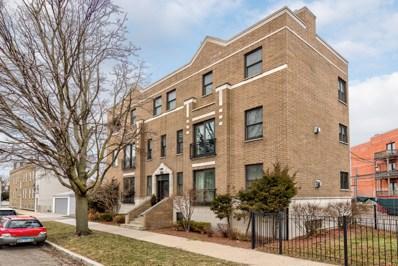 3044 W Roscoe Street UNIT 1W, Chicago, IL 60618 - #: 10616496