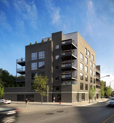 1157 W Erie Street UNIT 6, Chicago, IL 60642 - #: 10616582