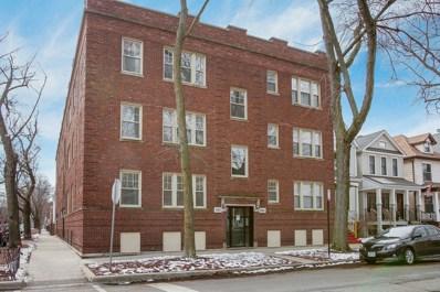 1901 W NEWPORT Avenue UNIT 1, Chicago, IL 60657 - #: 10616666
