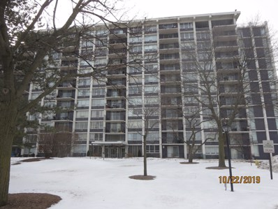 8801 W GOLF Road UNIT 4F, Niles, IL 60714 - #: 10616762
