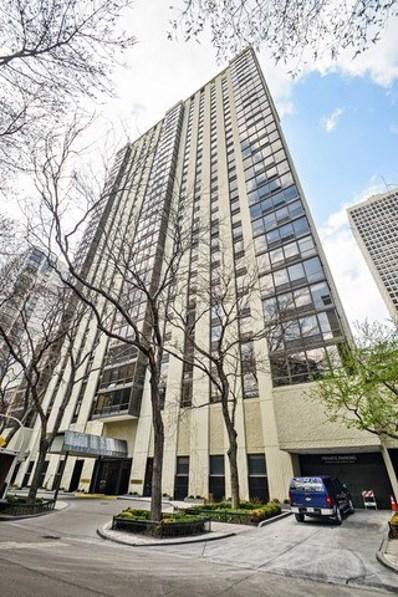 100 E Bellevue Place UNIT 18F, Chicago, IL 60611 - #: 10616839