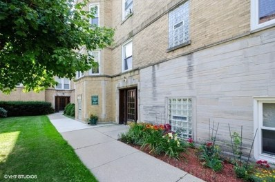6507 N Mozart Street UNIT 1G, Chicago, IL 60645 - #: 10616878