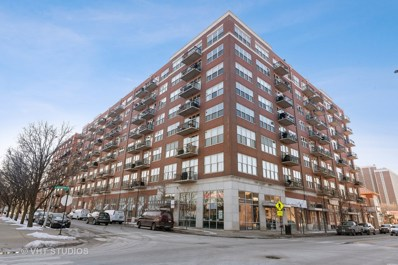 6 S Laflin Street UNIT 608, Chicago, IL 60607 - #: 10616988