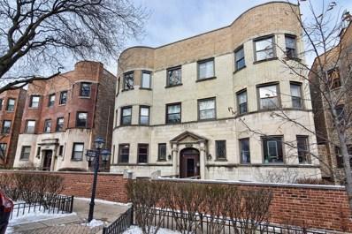 1042 W Byron Street UNIT 1W, Chicago, IL 60613 - #: 10617017