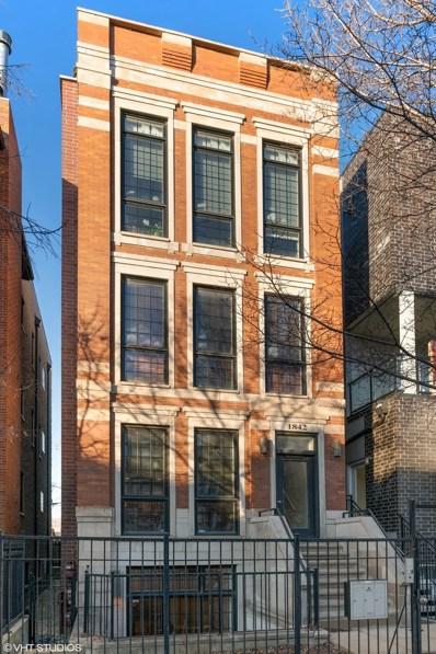 1842 W Armitage Avenue UNIT 1, Chicago, IL 60622 - #: 10617460