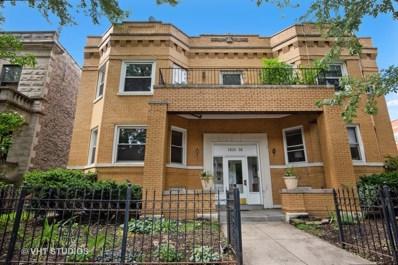 3654 N JANSSEN Avenue UNIT 1, Chicago, IL 60613 - #: 10617995