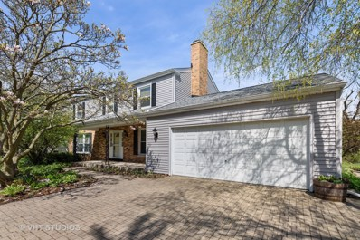155 hilltop Lane, Sleepy Hollow, IL 60118 - #: 10618314
