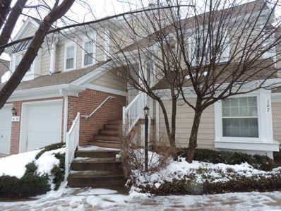 545 Park View Terrace UNIT 545, Buffalo Grove, IL 60089 - #: 10618713