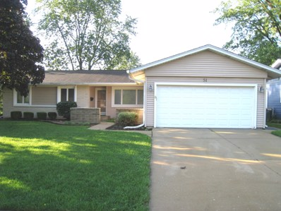 51 WALPOLE Road, Elk Grove Village, IL 60007 - #: 10619222