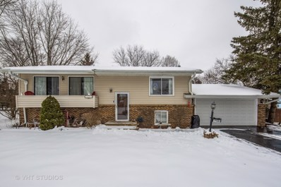 1406 EASTWOOD Lane, McHenry, IL 60051 - #: 10619266