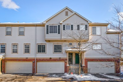 287 Monarch Drive UNIT B, Streamwood, IL 60107 - #: 10619321